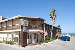 pet friendly yummies coffee shack pet friendly south padre restaurant