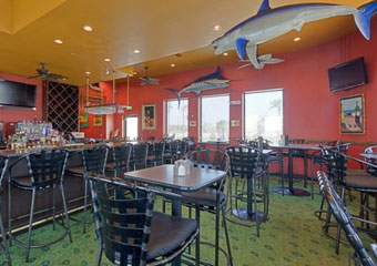sea ranch restaurant pet friendly south padre restaurant with outdoor seating and bar